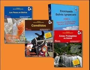 Enciclopedia y Colección Bolivia Agropecuaria