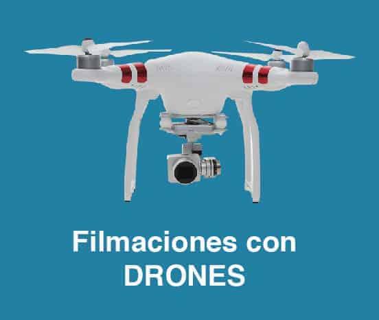 Drones para Webs Multimedia