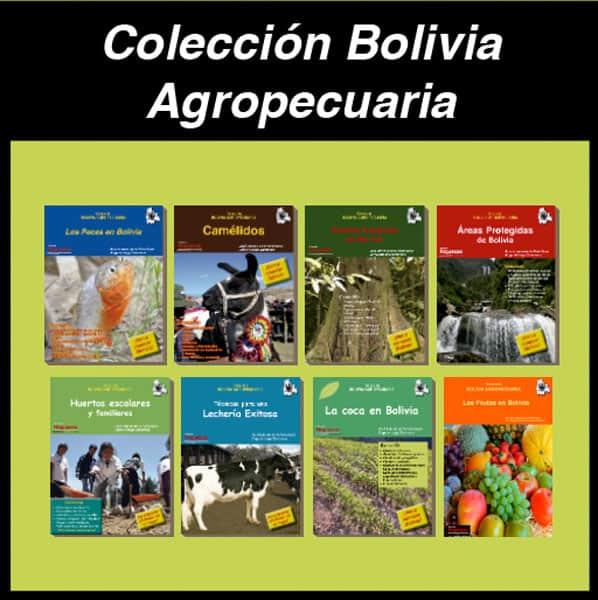 Colección Bolivia Agropecuaria
