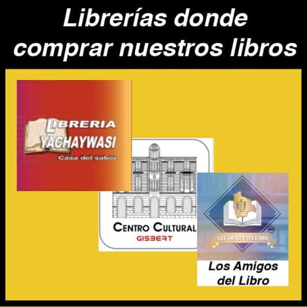 Direcciones Librerías