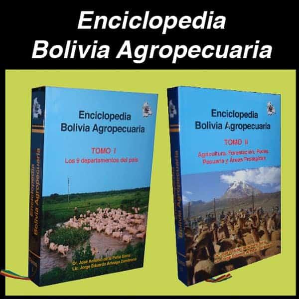 Enciclopedia Bolivia Agropecuaria
