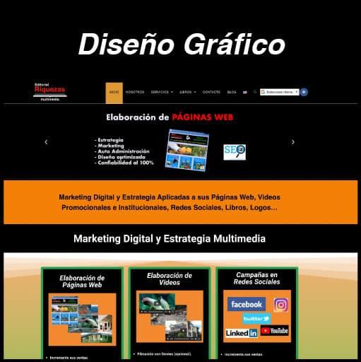 Web Agencia de Diseño Gráfico