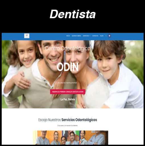 Web Dentista