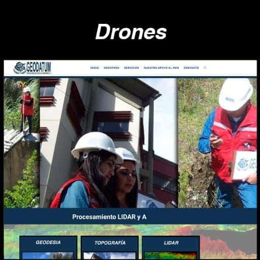 Web Drones